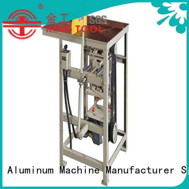 aluminium cutting machine price 3axis machine 45degree type