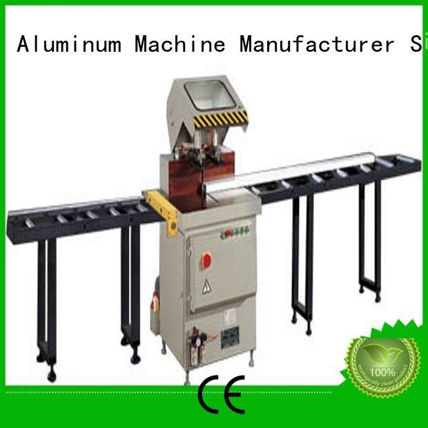 multifunction profiles kingtool aluminium machinery aluminium cutting machine