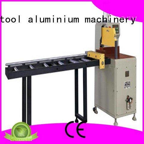 aluminium cutting machine price window manual aluminium cutting machine kingtool aluminium machinery Brand