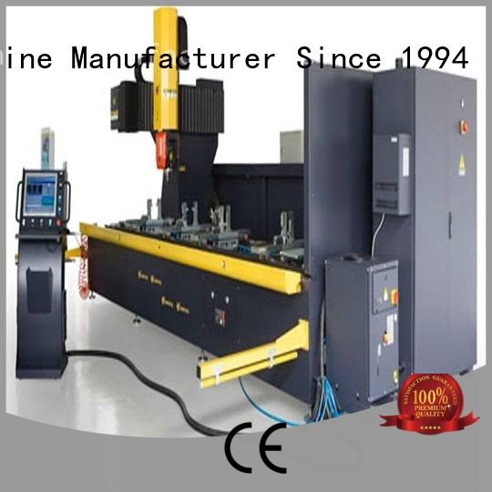 kingtool aluminium machinery steady cnc router table for aluminum head for engraving