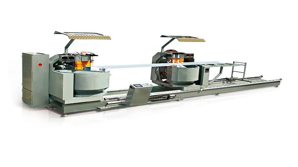 kingtool aluminium machinery KT-383F/DG CNC Double Mitre Saw Aluminum Cutting Machine in Heavy-Duty Aluminum Cutting Machine image5