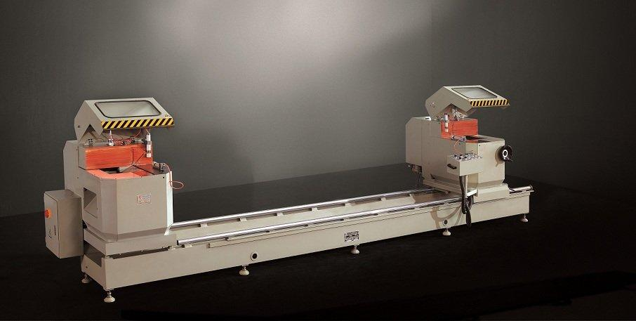 kingtool aluminium machinery adjustable aluminium cutting machine price for aluminum curtain wall in plant-1