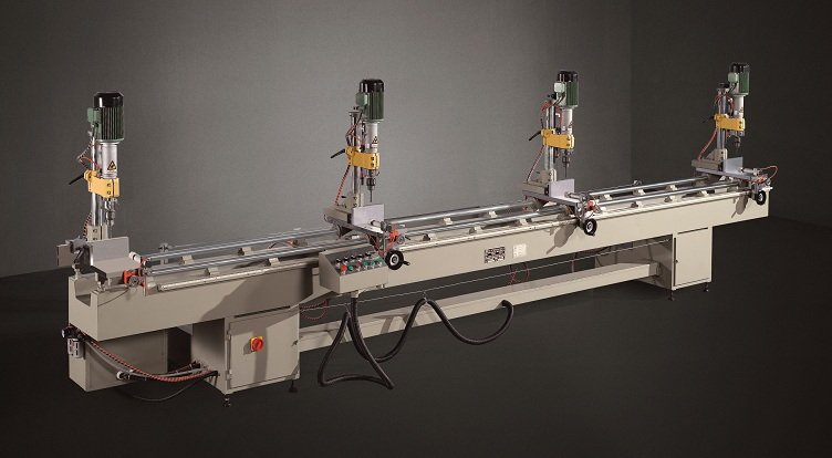 kingtool aluminium machinery sanitary lathe drilling machine with many colors for milling-1