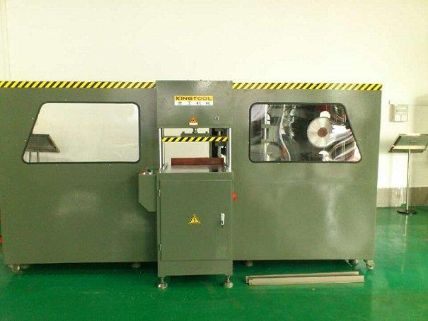 kingtool aluminium machinery durable aluminium composite milling machine with many colors for grooving