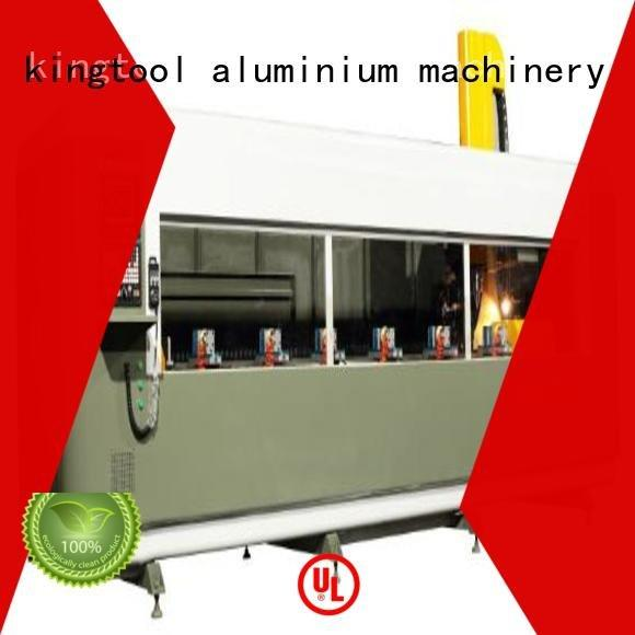 5axis cnc industrial aluminium router machine kingtool aluminium machinery