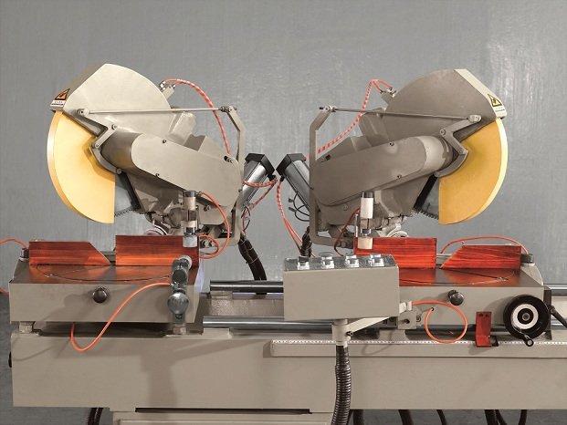 kingtool aluminium machinery first-rate electronic cutting machine for aluminum door in workshop-2