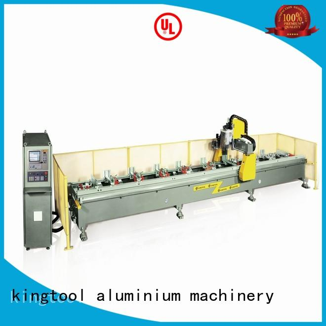 kingtool aluminium machinery accurate best cnc router inquire now for milling