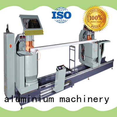 kingtool aluminium machinery easy-operating single head saw factory price for tapping