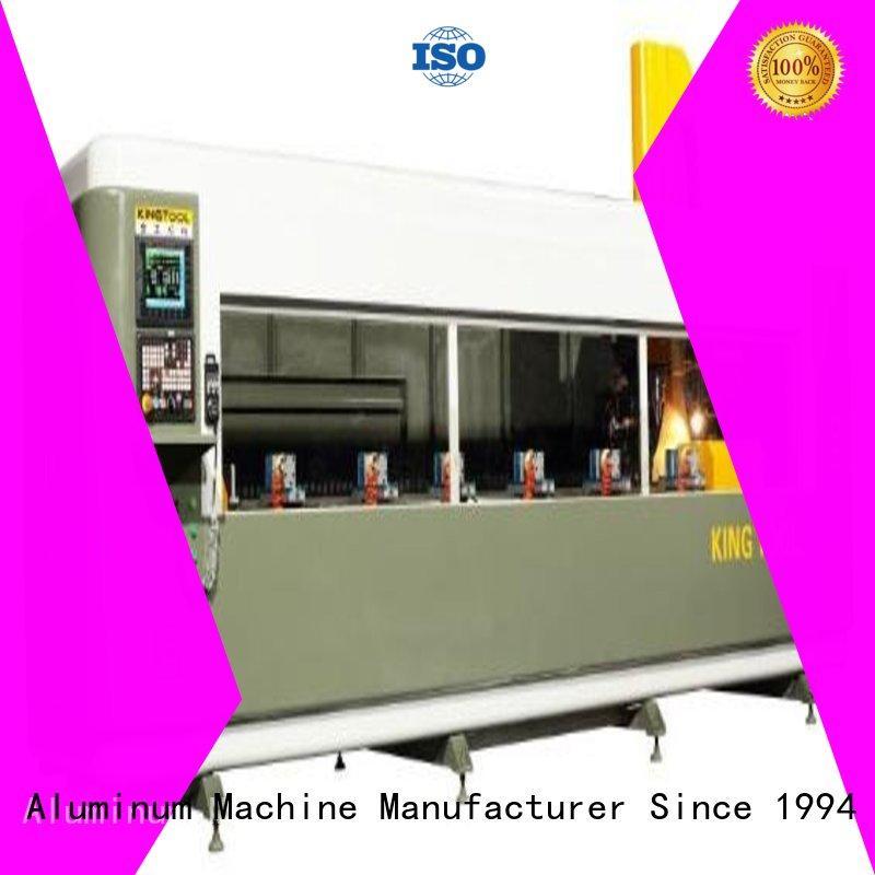 Quality kingtool aluminium machinery Brand aluminum cnc router profile router
