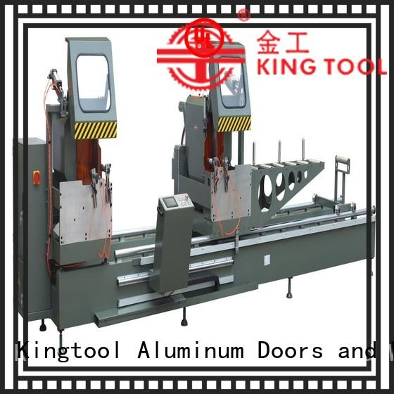best aluminium profile cutting machine saw for aluminum window in workshop
