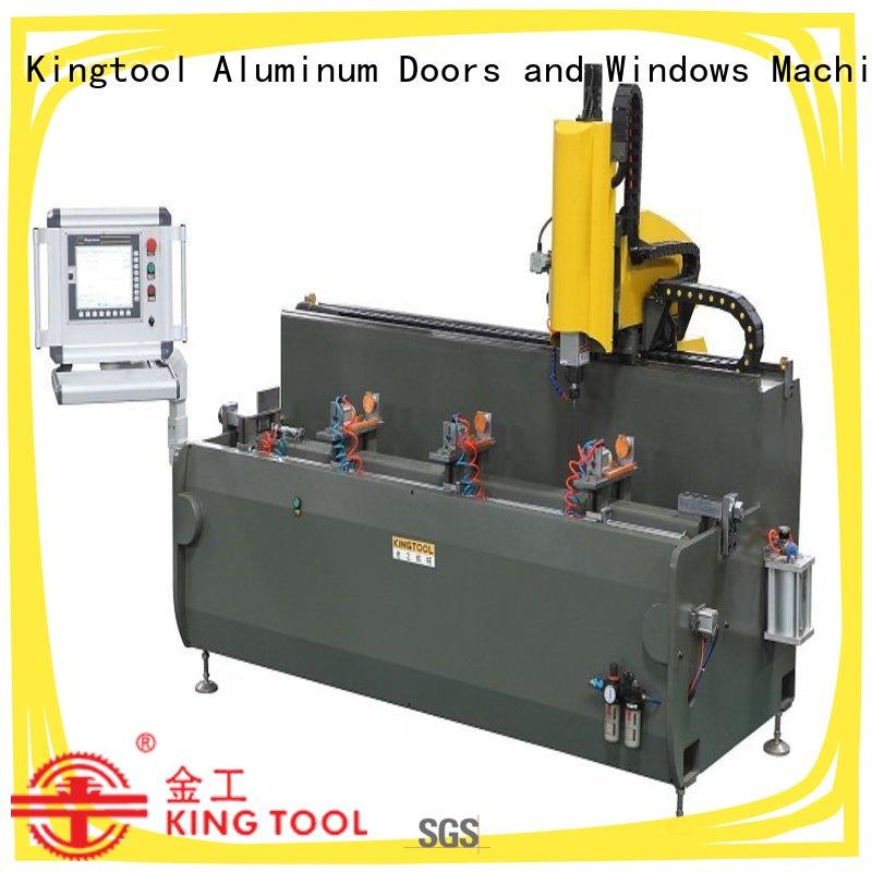 kingtool aluminium machinery machine affordable cnc router inquire now for cutting