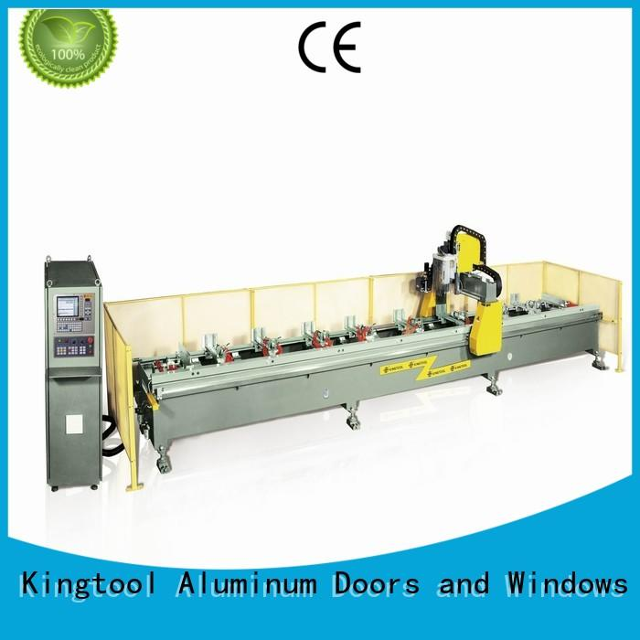machining panel cnc kingtool aluminium machinery Brand aluminum cnc router factory