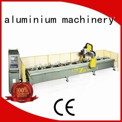 precise industrial cnc aluminium router machine machine customization for cutting