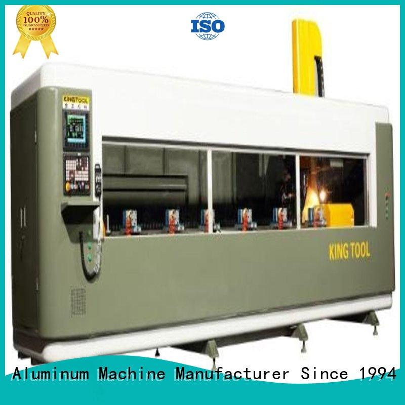 panel router 5axis kingtool aluminium machinery Brand aluminium router machine