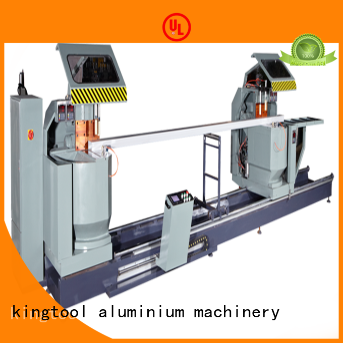 kingtool aluminium machinery easy-operating stir welding machine factory price for grooving