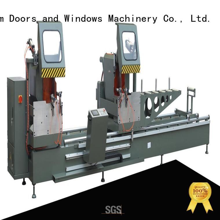 kingtool aluminium machinery best aluminium cutting machines for aluminum door in workshop