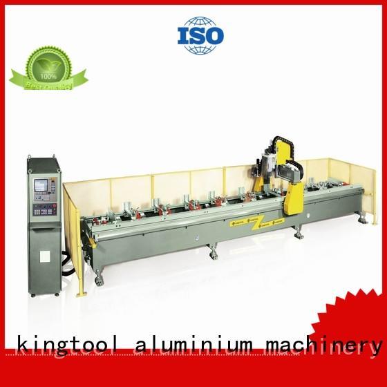 machine panel router aluminium router machine kingtool aluminium machinery Brand company