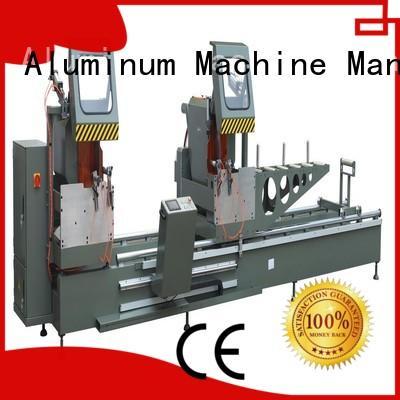 kingtool aluminium machinery durable electronic cutting machine for aluminum window in workshop