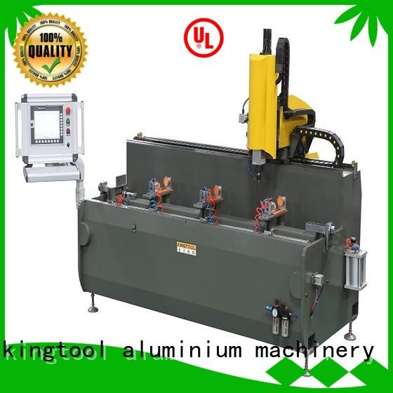kingtool aluminium machinery easy-operating best cnc router for aluminum with many colors for grooving
