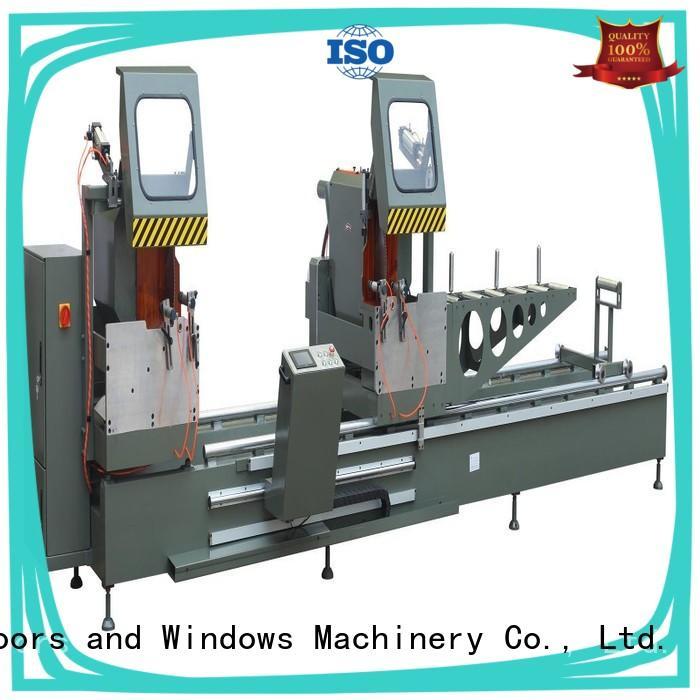 kingtool aluminium machinery stable aluminium cutting machine for heat-insulating materials in factory