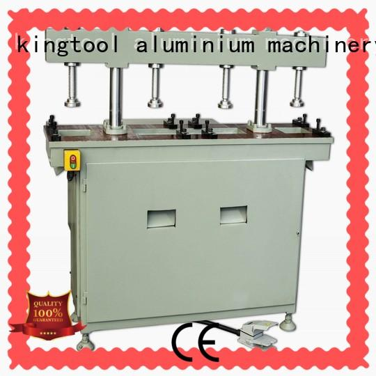 kingtool aluminium machinery durable metal hole punch machine with cheap price for tapping