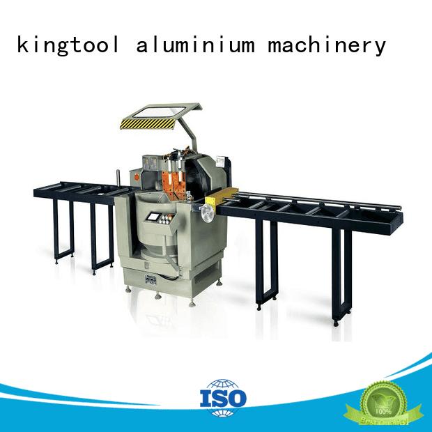 aluminium cutting machine price full aluminium cutting machine kingtool aluminium machinery