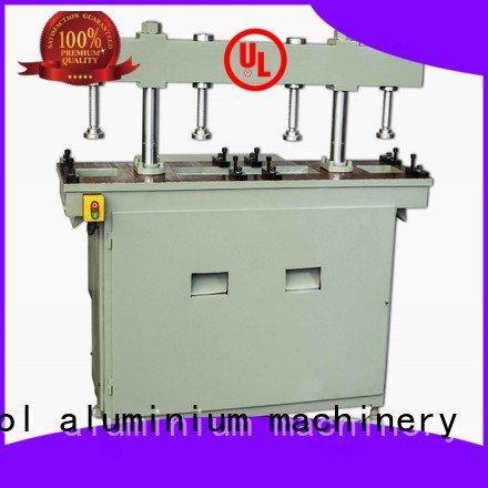 profile multicy linder aluminium punching machine kingtool aluminium machinery