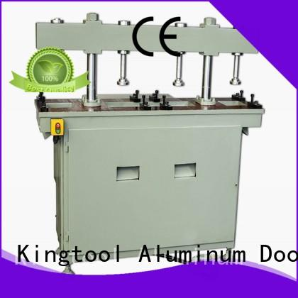 seated aluminum punch press order now for tapping kingtool aluminium machinery