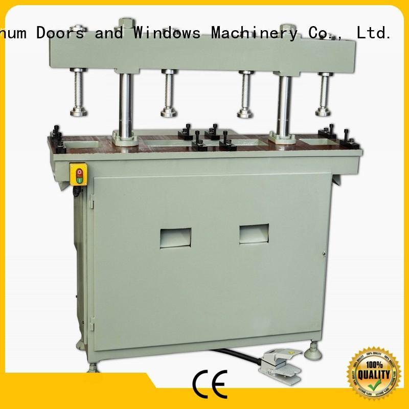 Wholesale profile aluminium punching machine seated kingtool aluminium machinery Brand