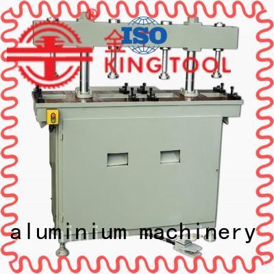 kingtool aluminium machinery aluminum cnc punching machine factory price for engraving