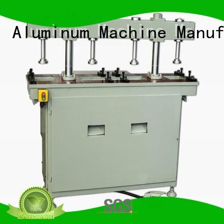 accurate aluminium punching machine aluminum free quote for tapping