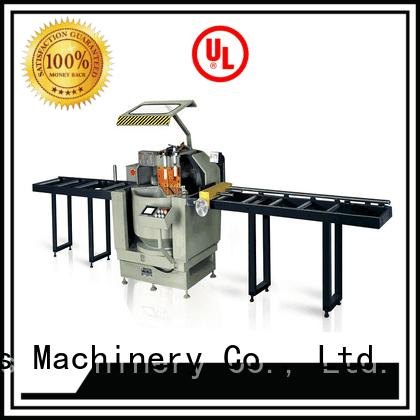 Hot aluminium cutting machine price full curtain mitre kingtool aluminium machinery Brand
